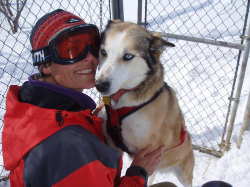 Chris and Lakota